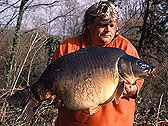 Etang Meunier by Bill Cottam